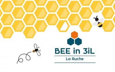Bee in 3iL La Ruche – Le (bee)lan