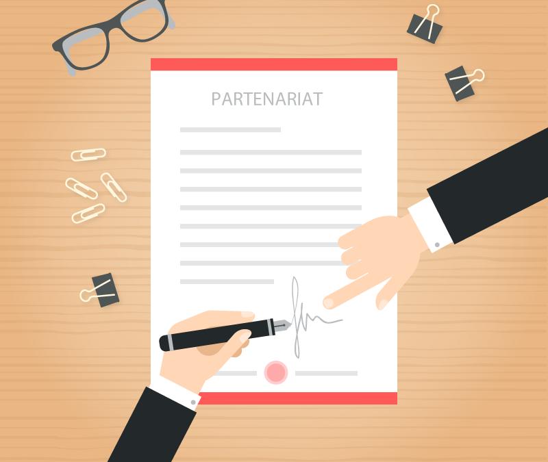 Signature du partenariat entre Altran et le Groupe 3iL