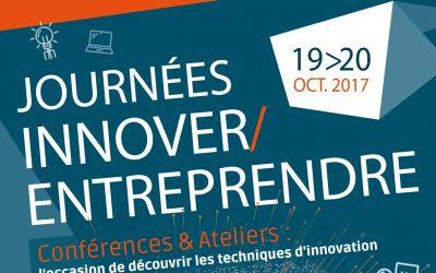 Journées Innover et Entreprendre