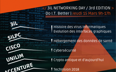 3iL Networking Day : Do I.T. Better