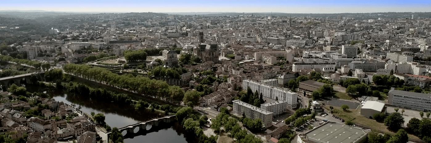 Le Campus de Limoges 1