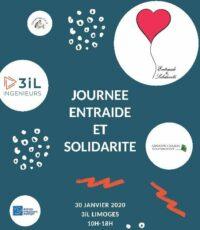 Nos étudiants ont du cœur : épisode 4 - Journée Entraide et Solidarité