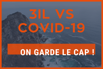 3iL vs COVID-19, on garde le cap !