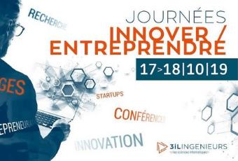 Journées Innover et Entreprendre 2019