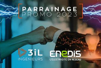 3iL Ingénieurs et Enedis, un partenariat école /entreprise 1