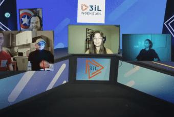 Projet étudiant : 3iL Channel ou comment garder le lien 4