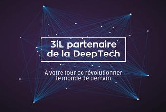 3iL, partenaire de la DeepTech 1