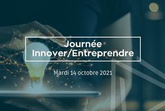 Journées Innover/Entreprendre 2021