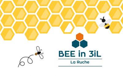 Bee in 3iL La Ruche