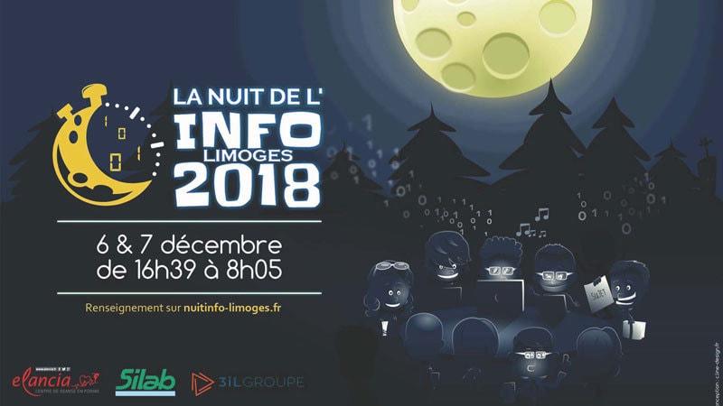 La nuit de l'info 2018