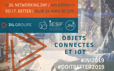 3iL Networking Day : Do I.T. Better, 4ème édition