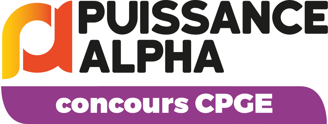 Puissance Alpha CPGE
