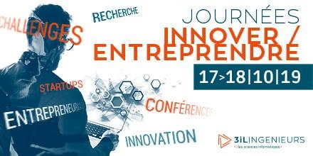 Journées Innover & Entreprendre