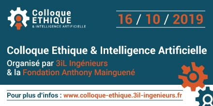 Colloque Ethique & Intelligence Artificielle