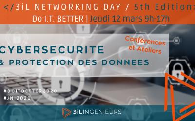 3iL Networking Day : Do I.T. Better, une édition pas comme les autres