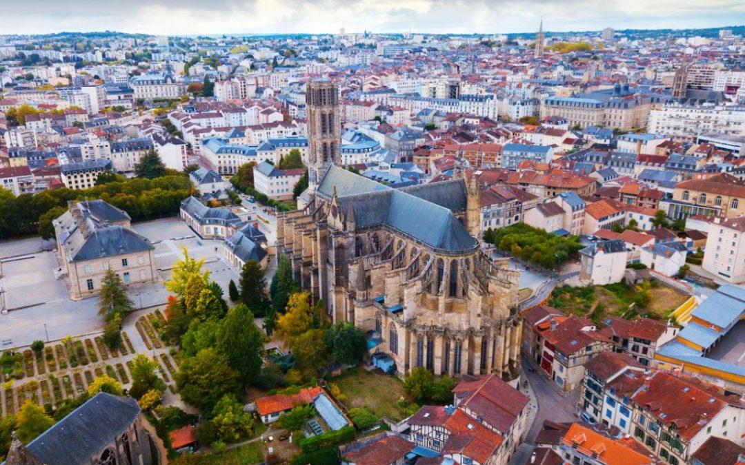 Limoges : 4ème ville moyenne française idéale pour poursuivre ses études !