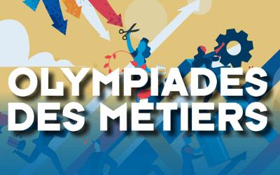 Olympiades des Métiers: Notre équipe 3iL est sélectionnée pour la finale nationale pour la section Robotique !